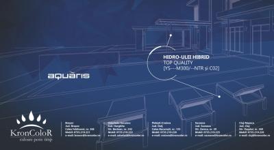 Hidro-ulei Hibrid pentru protectia lemnului la exterior